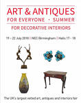 Antiques for Everyone July 19th-22nd 2018