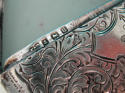Antique 20thc Silver Birmingham Card Case. English C1918 - 19 - picture 3