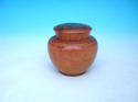 Antique Early 19thc Birch Treen Ginger Jar. English C1800 - 20 - picture 1