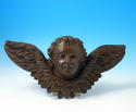 17thc Carving of a Cherub. English C1660 - 70 - picture 1