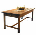 A very good 18thc Oak Farmhouse Table. French C1770 - 90 - picture 1