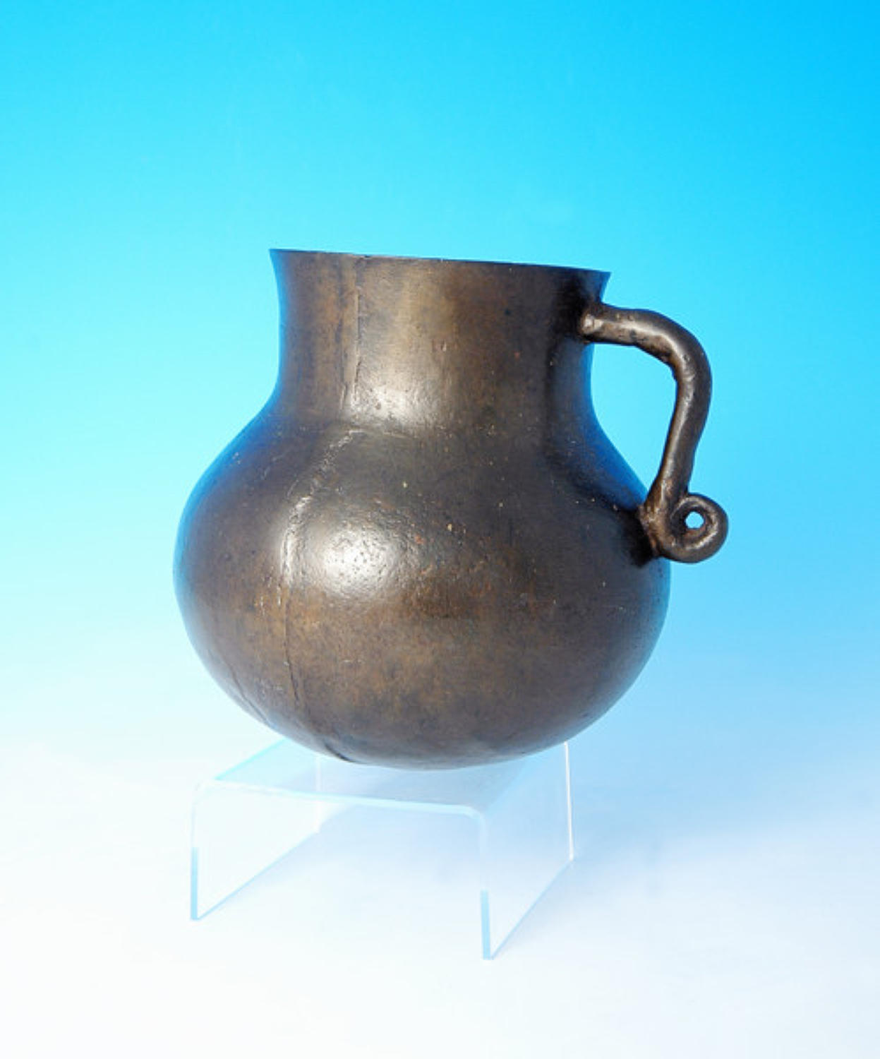 16th Century Bronze Jug. English C1580 - 90