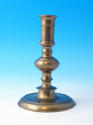 17thc Candlestick. Netherlands C1680 - 90 - picture 1
