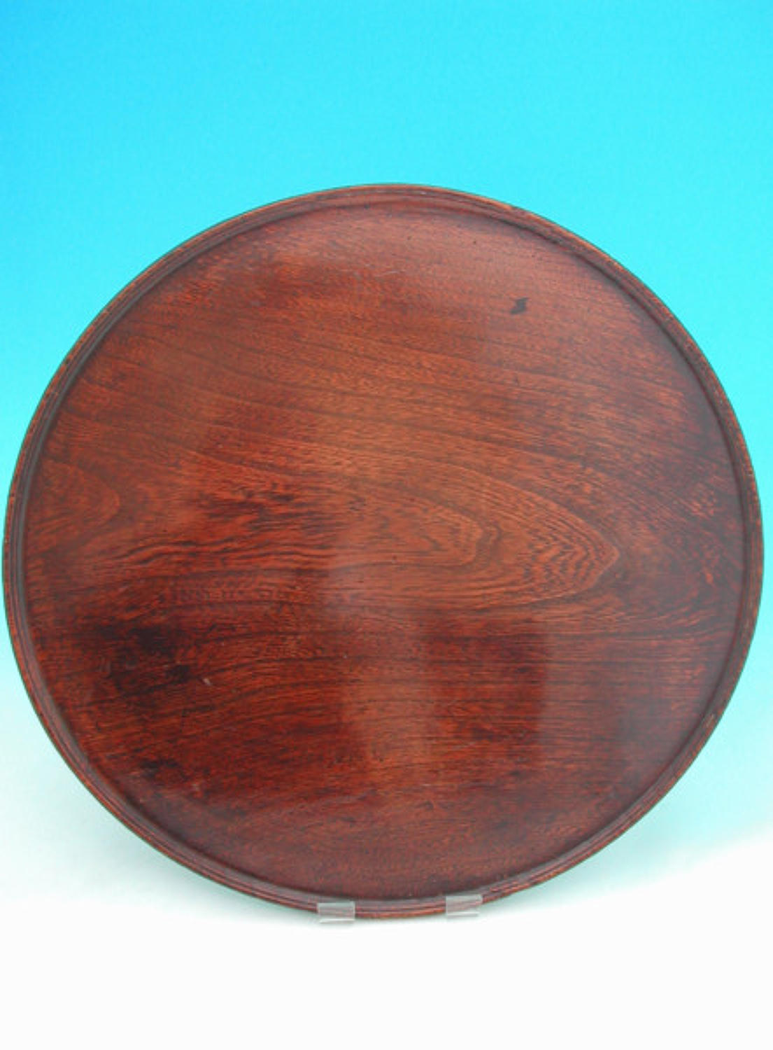 18thc Elm Tray. English C1770- 80
