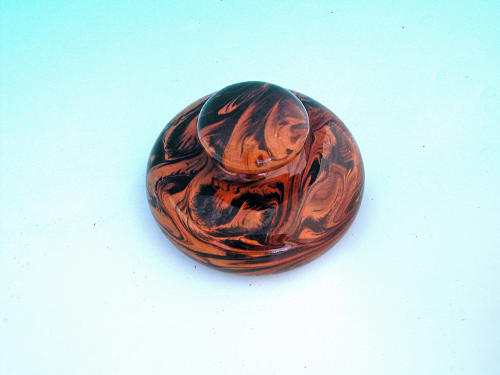 Antique Collectable 19thc Agate Paperweight.    English. C1860-80.