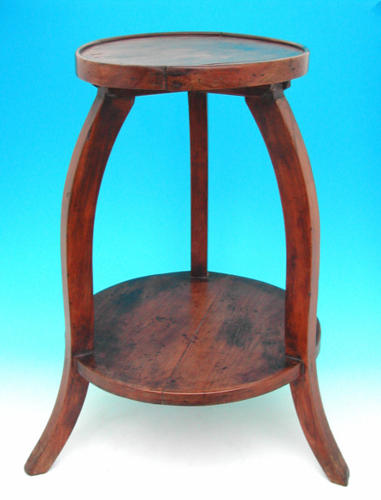 19thc Fruitwood Wine Table . French. C1800-20