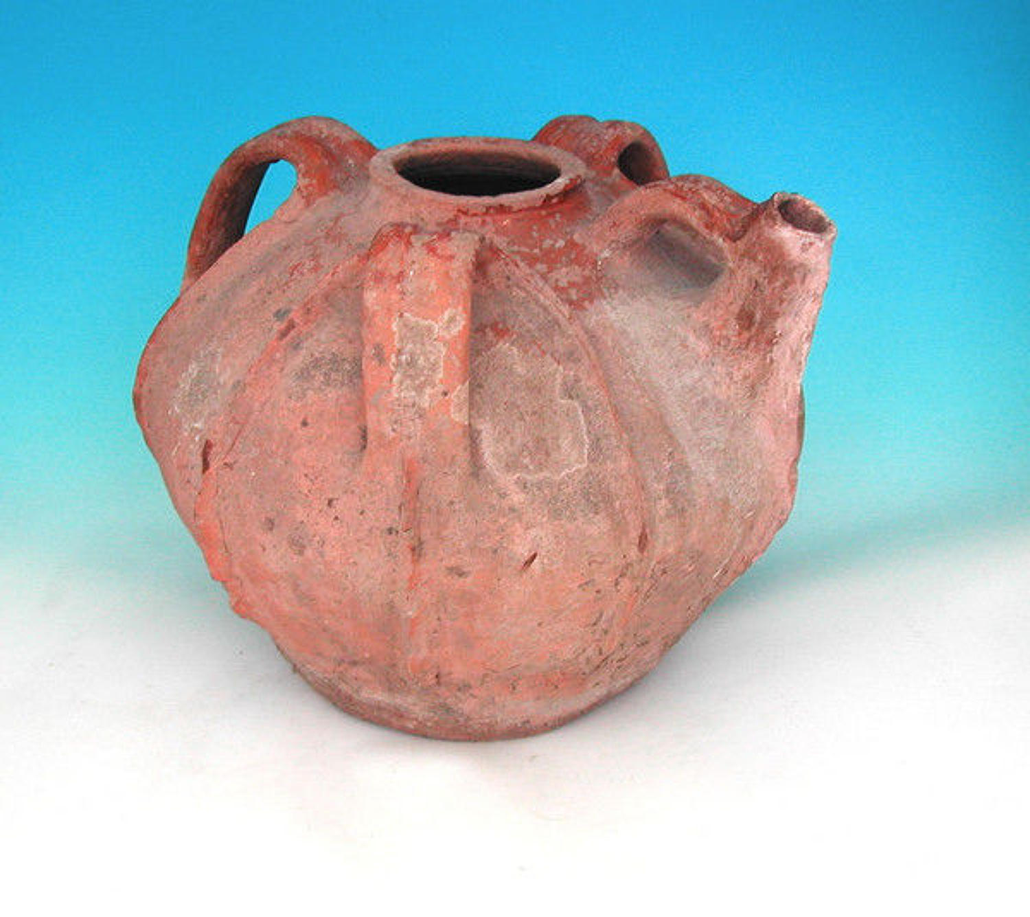 17thc Provencal Water Pot . French. C1680-90.
