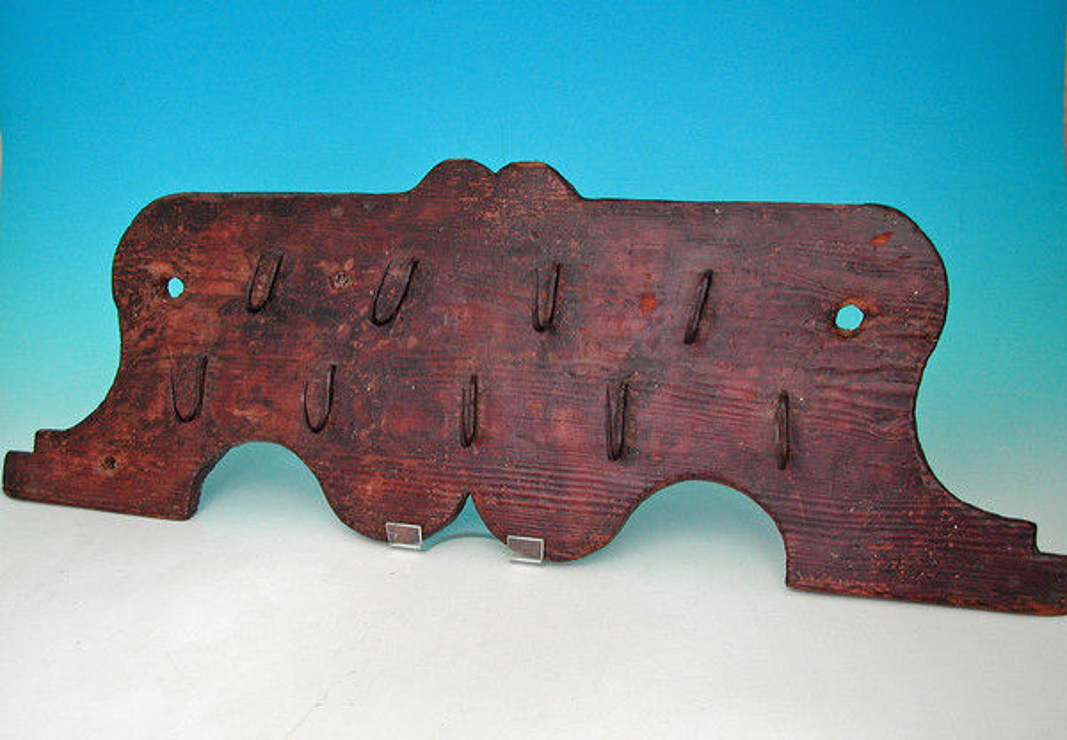 19thc Pine & Iron Game .  Scottish. C1860-80
