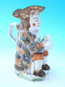 19thc Pottery Prattware Toby Jug .  English. C1800-20 - picture 1