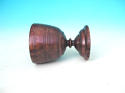 17thc Treen Beech Drinking Goblet .  English. C1690-C1700 - picture 4