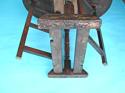 Antique Period 18thc Oak & Elm Gateleg Table. English. C1720-30 - picture 4