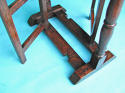 Antique Period 18thc Oak & Elm Gateleg Table. English. C1720-30 - picture 5