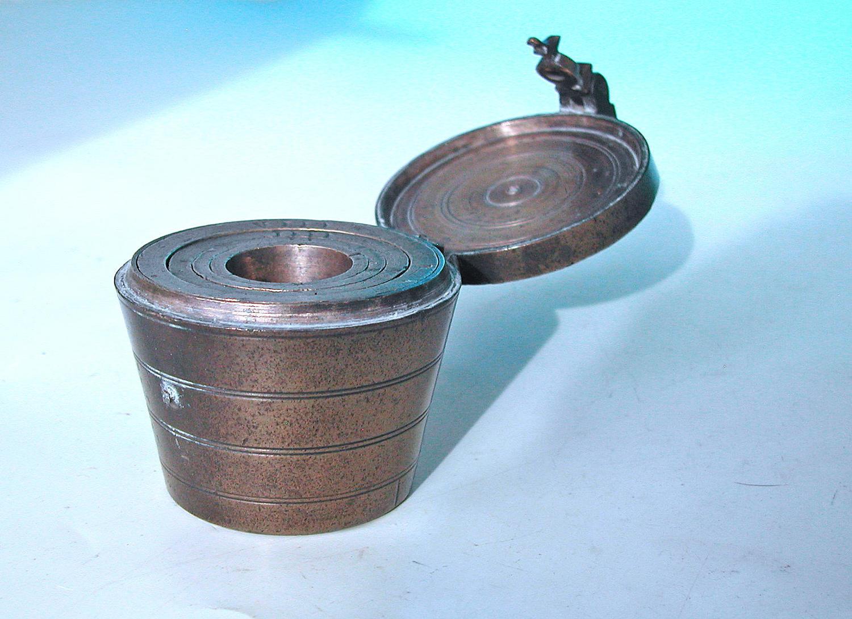19thc Bronze