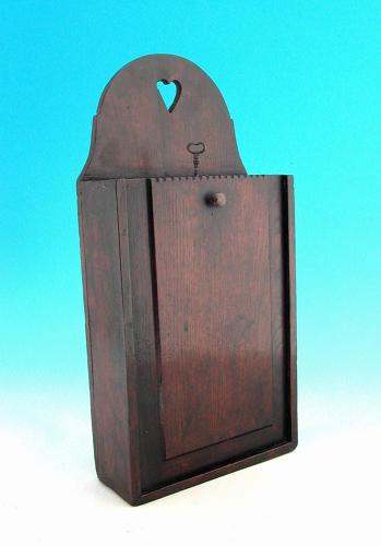 Antique 18thc Oak Childrens Schoolbox.     Dutch  C1780-C1800