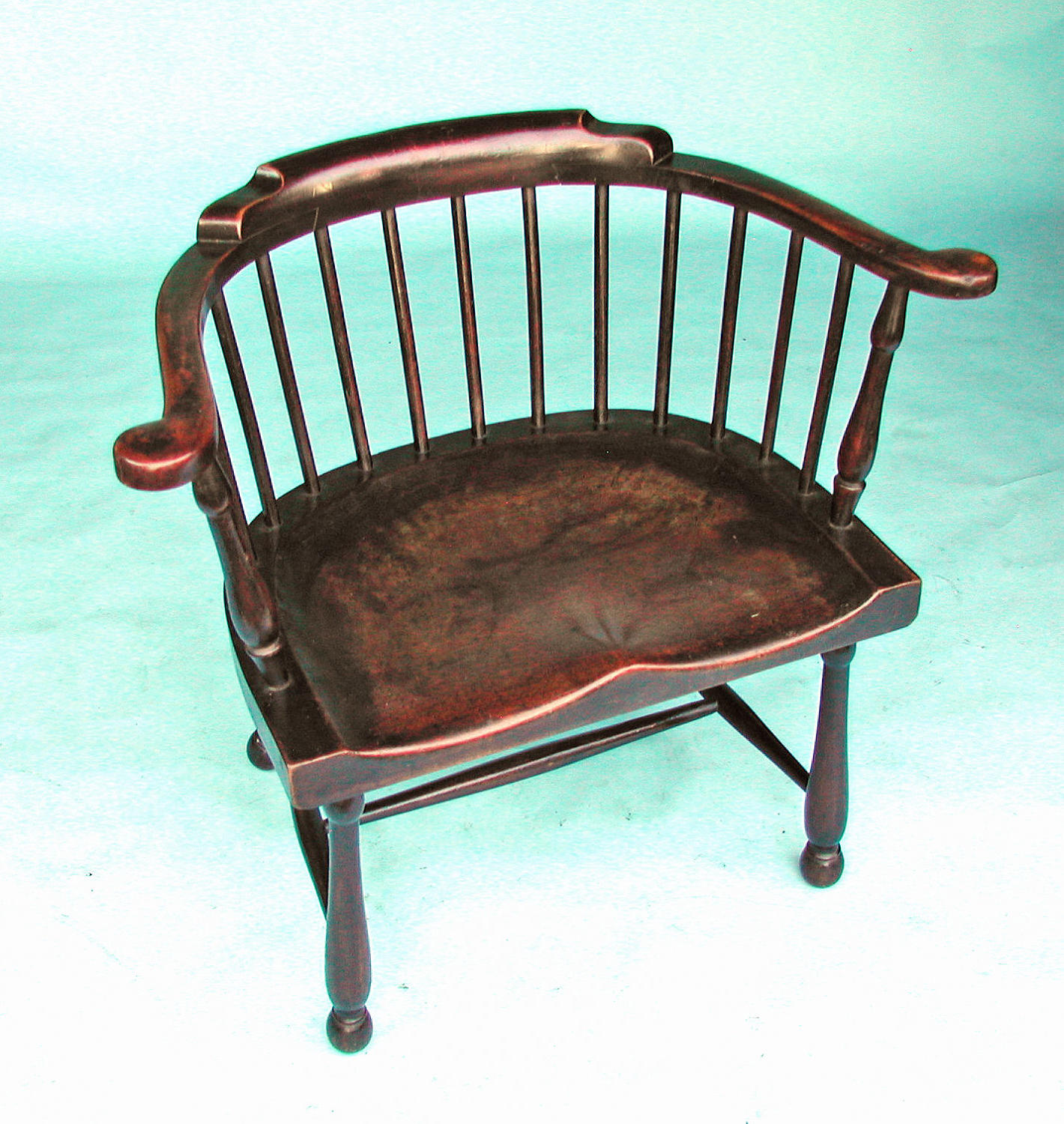 18thc Walnut & Beech
