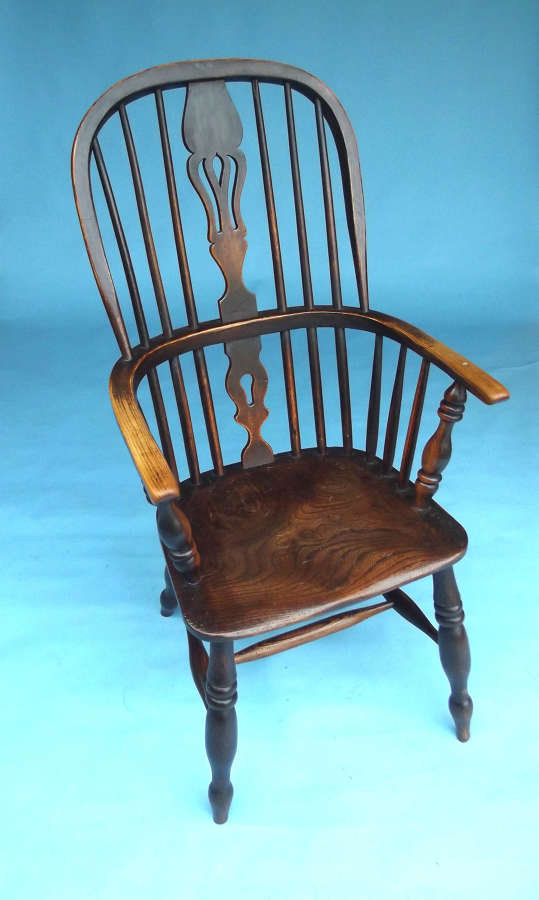 Early 19thc Antique Furniture Windsor