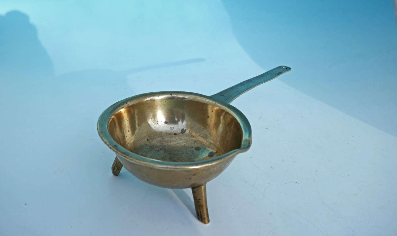 Antique Metalware 17thc Brass